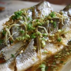 清蒸大黄鱼的做法[图]