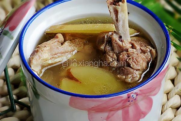 徽菜姜母鸭
