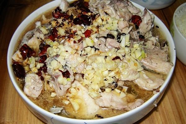 大白菜鱼片汤