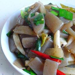 酸菜魔芋豆腐的做法[图]