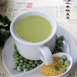 小米碗豆浆的做法[图]