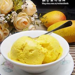 芒果冰淇淋的做法[图]