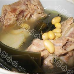 天麻骨头汤的做法[图]