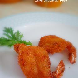 香酥琵琶虾的做法[图]