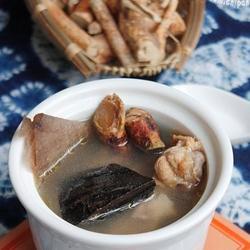五指毛桃煲鸡汤的做法[图]