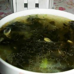 紫菜虾皮冬瓜汤的做法[图]