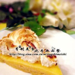 柠檬蛋白糖霜挞的做法[图]