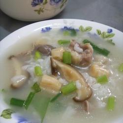 干贝水鸭粥的做法[图]