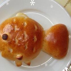 卡通鱼面包的做法[图]