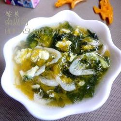 紫菜虾皮南瓜汤的做法[图]