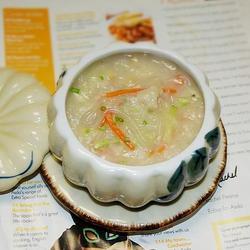萝卜粉丝疙瘩汤的做法[图]