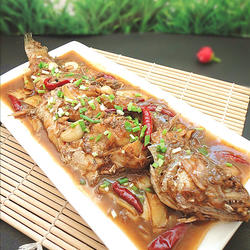 红烧大黄鱼的做法[图]