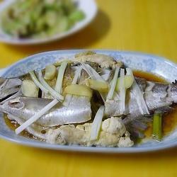 清蒸鳊鱼的做法[图]