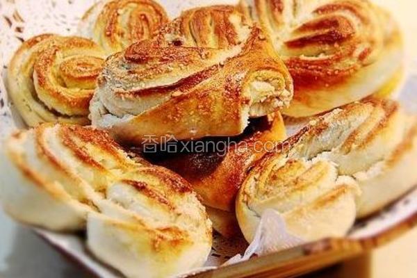 花生蝴蝶小饼