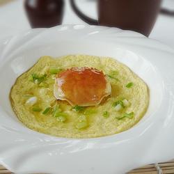 螃蟹蒸蛋的做法[图]