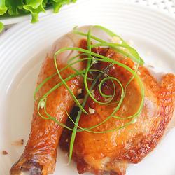 简易烤鸡的做法[图]
