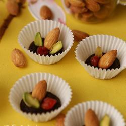 杏仁软巧克力的做法[图]