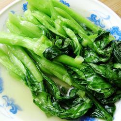 生炒油菜的做法[圖]