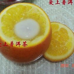 甜橙元宵煲的做法[图]
