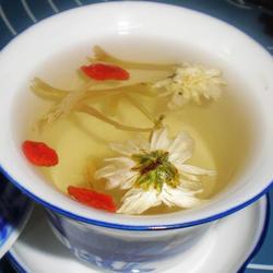 清凉金银花八宝茶的做法[图]
