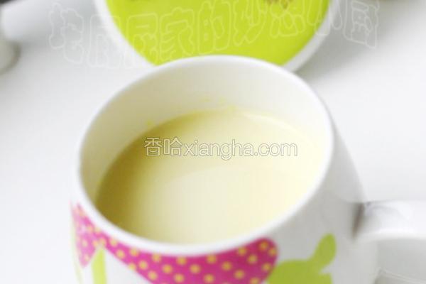 苹果牛奶豆浆