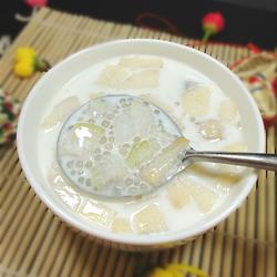 芋头苹果西米露的做法[图]