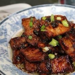 豆瓣酱煮五花肉的做法[图]