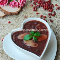 年糕红豆沙的做法[图]
