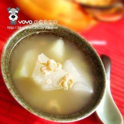 冬瓜灵芝汤的做法[图]