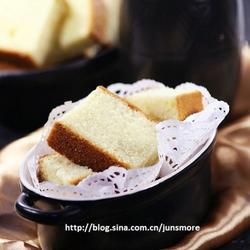黄油软绸蛋糕的做法[图]