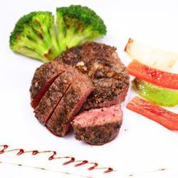 黑胡椒烤牛肉的做法[图]