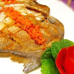 香煎白鲳鱼的做法[图]