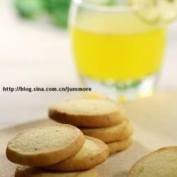 柠檬饼干的做法[图]