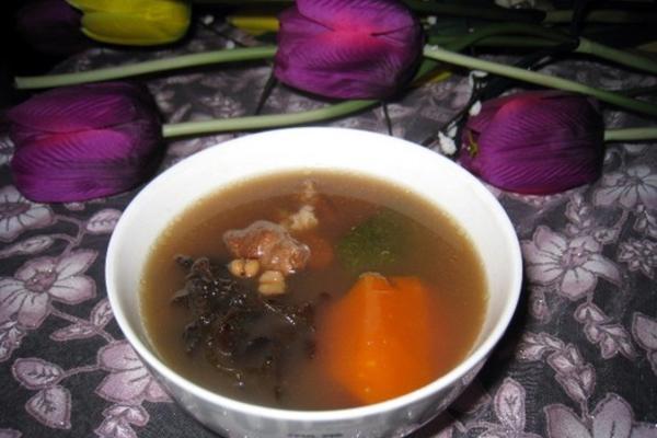 海藻冬瓜汤