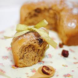 红糖红枣面包的做法[图]