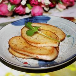 黄油杏鲍菇的做法[图]
