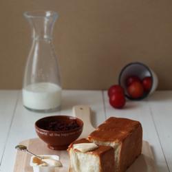 蜂蜜牛奶吐司的做法[圖]
