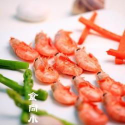 泰酱双笋北极虾的做法[图]