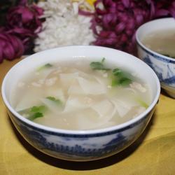 饺子皮小米汤的做法[图]