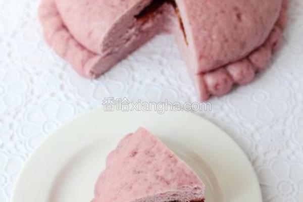 玫瑰花蛋糕