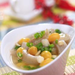 白果杏仁美肤汤的做法[图]