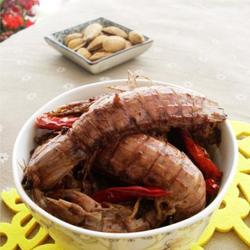 豉椒皮皮虾的做法[图]