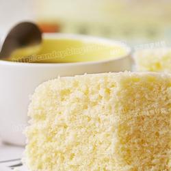 清香柠檬蒸糕的做法[图]