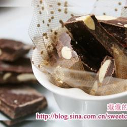 杏仁巧克力糖的做法[图]