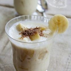 香蕉酸奶的做法[图]