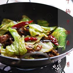 干锅手撕卷心菜的做法[图]