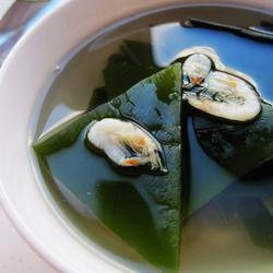 虾皮海带汤的做法[图]