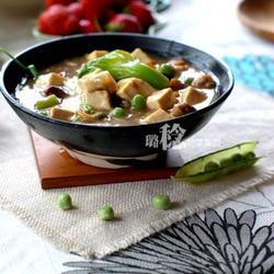 八珍芥菜烧豆腐的做法[图]