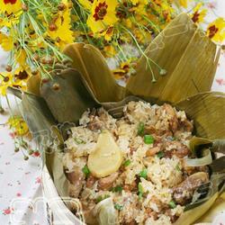 香糯米蒸鸡的做法[图]