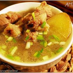 姜片当归羊汤的做法[图]